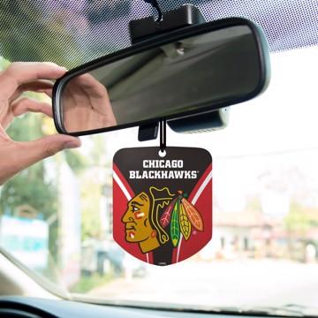 Picture of NHL - Chicago Blackhawks Air Freshener 2-pk