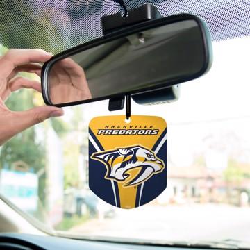 Picture of NHL - Nashville Predators Air Freshener 2-pk