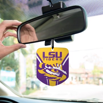 Picture of LSU Air Freshener 2-pk