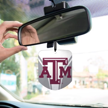 Picture of Texas A&M Air Freshener 2-pk
