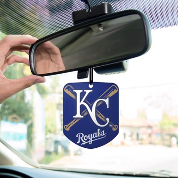 Picture of MLB - Kansas City Royals Air Freshener 2-pk