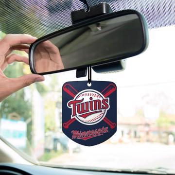 Picture of MLB - Minnesota Twins Air Freshener 2-pk