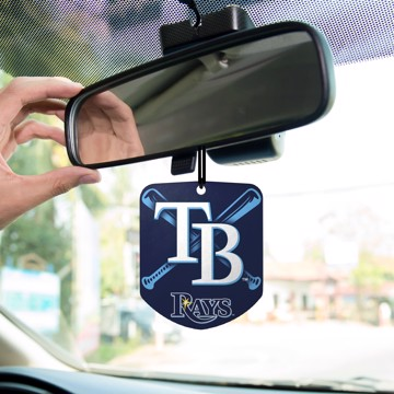 Picture of MLB - Tampa Bay Rays Air Freshener 2-pk