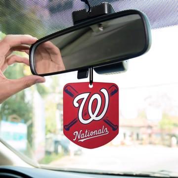 Picture of MLB - Washington Nationals Air Freshener 2-pk