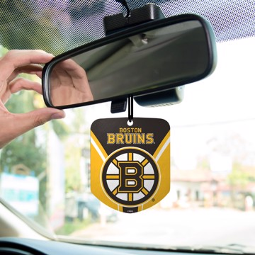 Picture of NHL - Boston Bruins Air Freshener 2-pk