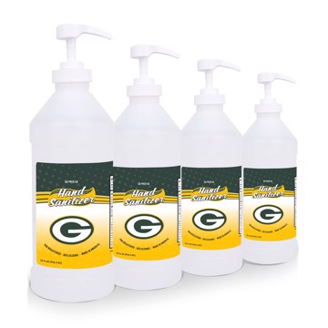 Picture of Green Bay Packers 32 oz. Hand Sanitizer