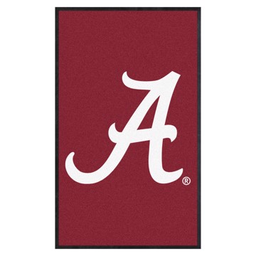 Picture of Alabama 3X5 High-Traffic Mat with Durable Rubber Backing