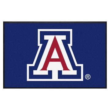 Picture of Arizona4X6 High-Traffic Mat with Durable Rubber Backing