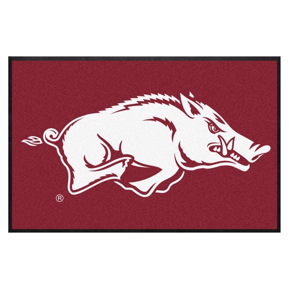 Picture of Arkansas 4X6 High-Traffic Mat with Durable Rubber Backing