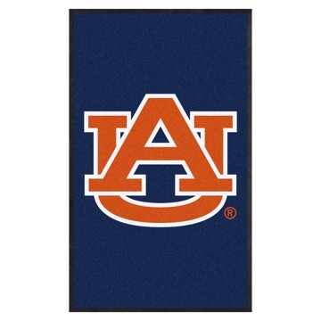 Picture of Auburn 3X5 High-Traffic Mat with Durable Rubber Backing