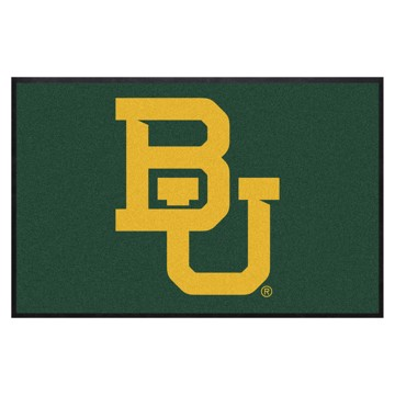 Picture of Baylor 4X6 High-Traffic Mat with Durable Rubber Backing