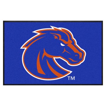 Picture of Boise State 4X6 High-Traffic Mat with Durable Rubber Backing