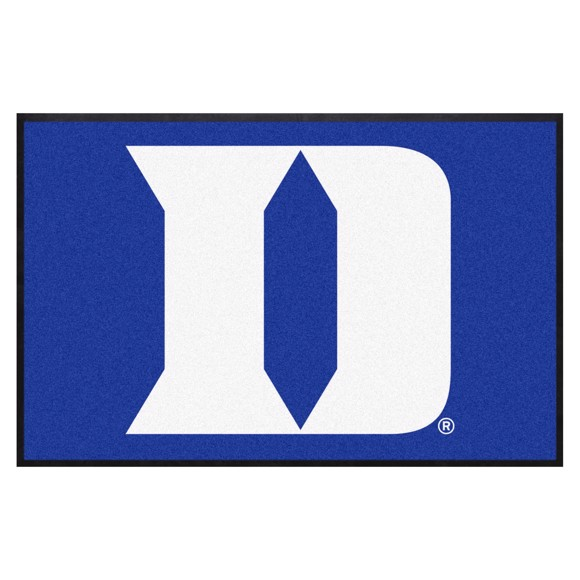 Picture of Duke4X6 High-Traffic Mat with Durable Rubber Backing