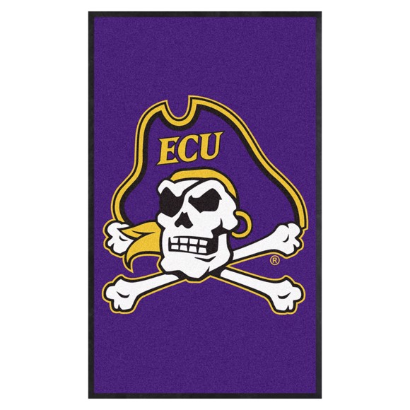 Picture of East Carolina 3X5 High-Traffic Mat with Durable Rubber Backing