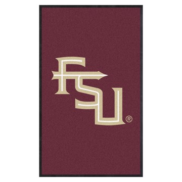 Picture of Florida State 3X5 High-Traffic Mat with Durable Rubber Backing