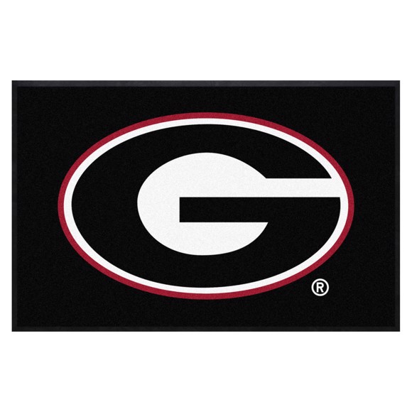Picture of Georgia4X6 High-Traffic Mat with Durable Rubber Backing
