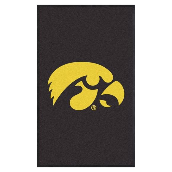 Picture of Iowa 3X5 High-Traffic Mat with Durable Rubber Backing