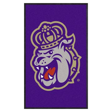 Picture of James Madison 3X5 High-Traffic Mat with Durable Rubber Backing