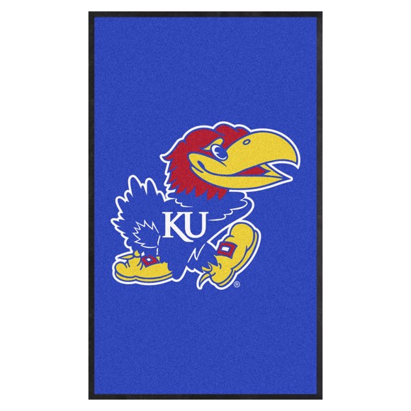 Picture of Kansas 3X5 High-Traffic Mat with Durable Rubber Backing