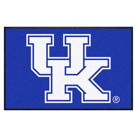 Picture of Kentucky4X6 High-Traffic Mat with Durable Rubber Backing