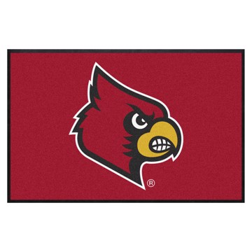 Picture of Louisville 4X6 High-Traffic Mat with Durable Rubber Backing