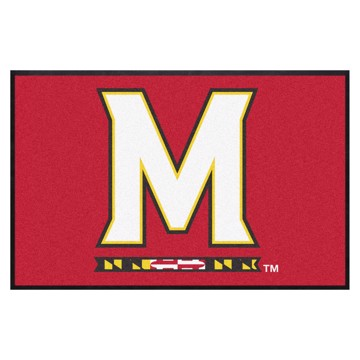 Picture of Maryland 4X6 High-Traffic Mat with Durable Rubber Backing