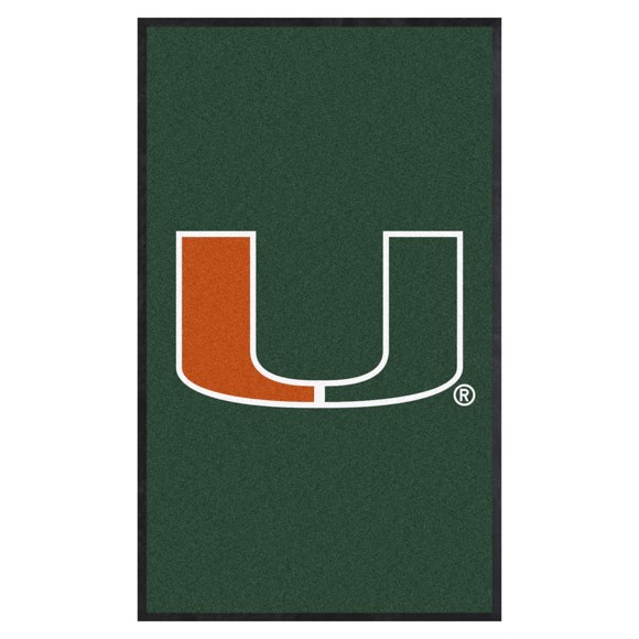 Picture of Miami 3X5 High-Traffic Mat with Durable Rubber Backing