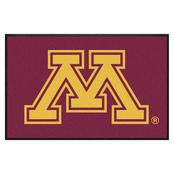 Picture of Minnesota 4X6 High-Traffic Mat with Durable Rubber Backing