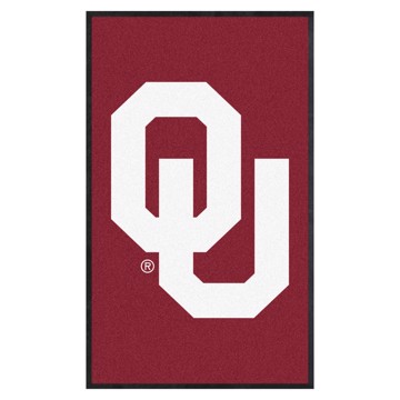 Picture of Oklahoma 3X5 High-Traffic Mat with Durable Rubber Backing
