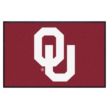 Picture of Oklahoma 4X6 High-Traffic Mat with Durable Rubber Backing