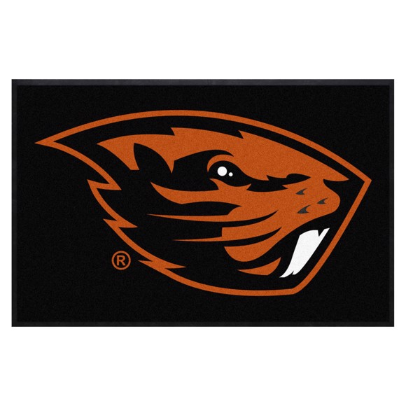 Picture of Oregon State 4X6 High-Traffic Mat with Durable Rubber Backing
