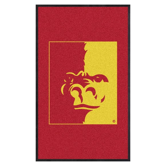 Picture of Pittsburg State 3X5 High-Traffic Mat with Durable Rubber Backing
