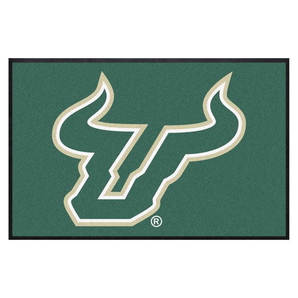 Picture of South Florida 4X6 High-Traffic Mat with Durable Rubber Backing