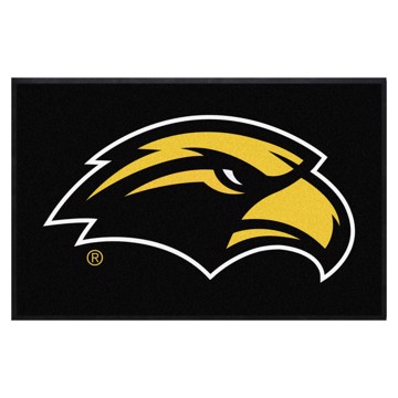 Picture of Southern Miss 4X6 High-Traffic Mat with Durable Rubber Backing