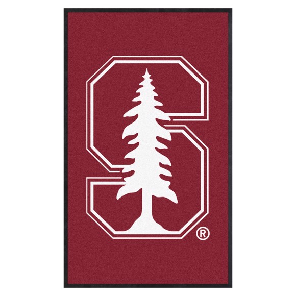 Picture of Stanford 3X5 High-Traffic Mat with Durable Rubber Backing