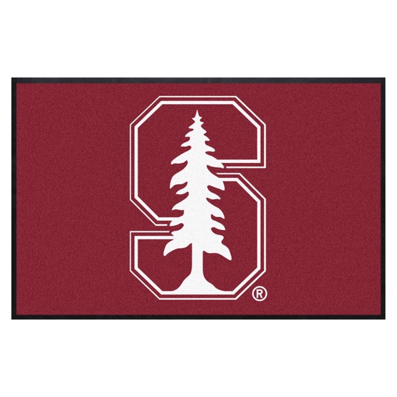 Picture of Stanford 4X6 High-Traffic Mat with Durable Rubber Backing