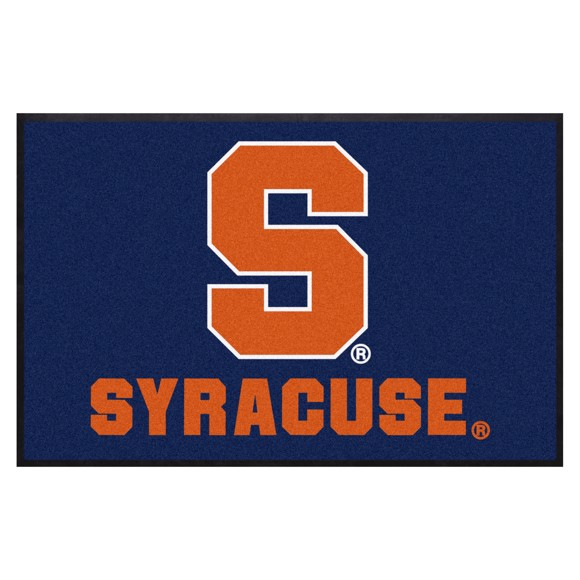 Picture of Syracuse 4X6 High-Traffic Mat with Durable Rubber Backing
