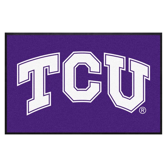Picture of TCU 4X6 High-Traffic Mat with Durable Rubber Backing