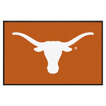 Picture of Texas 4X6 High-Traffic Mat with Durable Rubber Backing