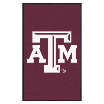 Picture of Texas A&M 3X5 High-Traffic Mat with Durable Rubber Backing