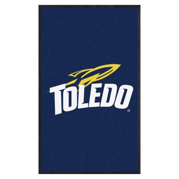 Picture of Toledo 3X5 High-Traffic Mat with Durable Rubber Backing