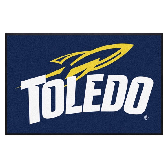 Picture of Toledo 4X6 High-Traffic Mat with Durable Rubber Backing