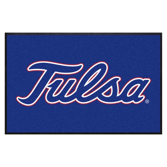 Picture of Tulsa4X6 High-Traffic Mat with Durable Rubber Backing