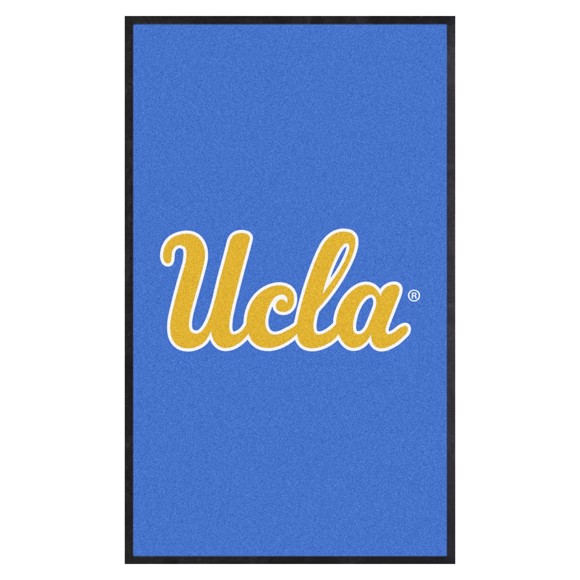 Picture of UCLA Bruins 3X5 High-Traffic Mat with Durable Rubber Backing