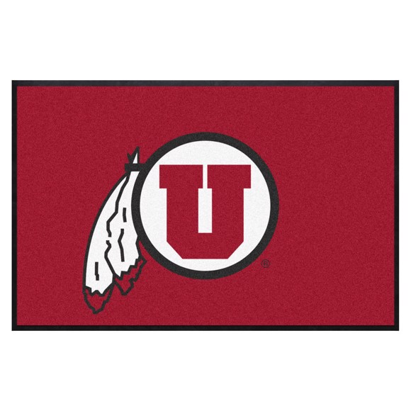 Picture of Utah 4X6 High-Traffic Mat with Durable Rubber Backing