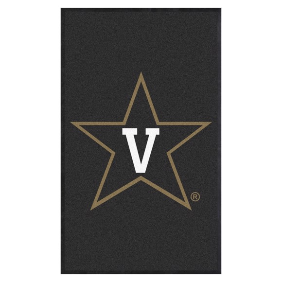 Picture of Vanderbilt 3X5 High-Traffic Mat with Durable Rubber Backing