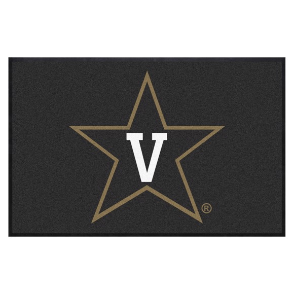Picture of Vanderbilt 4X6 High-Traffic Mat with Durable Rubber Backing