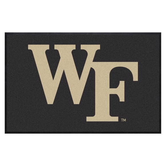 Picture of Wake Forest4X6 High-Traffic Mat with Durable Rubber Backing