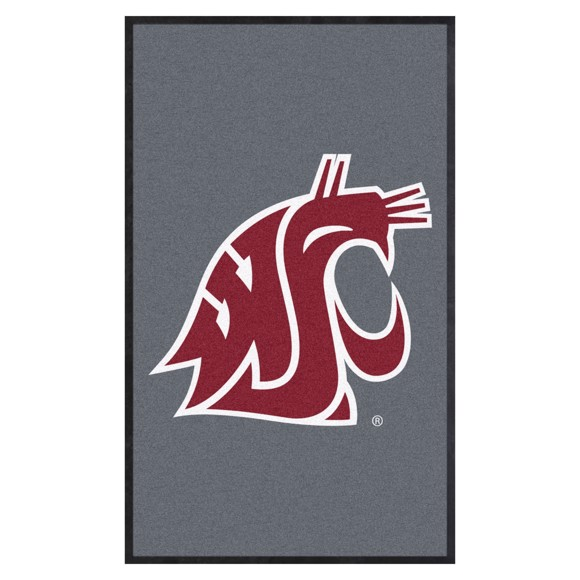Picture of Washington State 3X5 High-Traffic Mat with Durable Rubber Backing