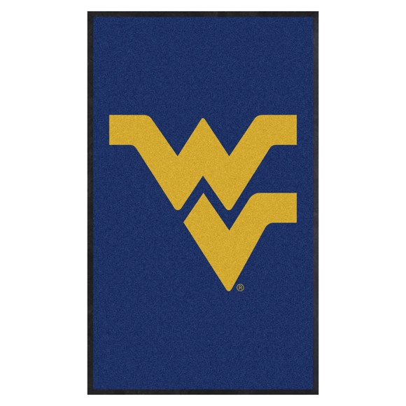 Picture of West Virginia 3X5 High-Traffic Mat with Durable Rubber Backing
